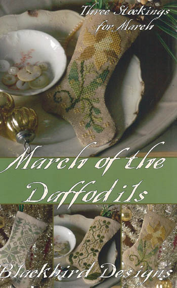 March Of The Daffodils (REPRINT)