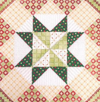 Guacamole (Counted Needlepoint)