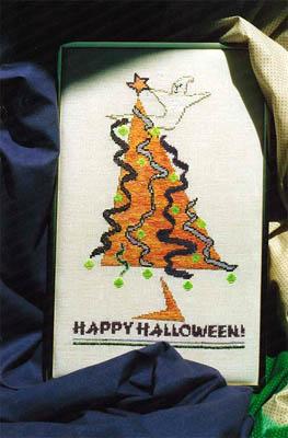 Halloween Festivites Tree!