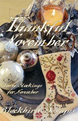 Thankful November (REPRINT)