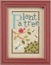 Green Flip-It Plant A Tree