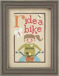 Green Flip-It Ride A Bike