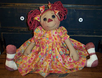Piggy Tails Penny Annie (Doll)