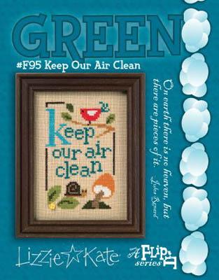 Green Flip-Keep Our Air Clean
