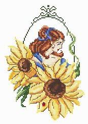 Sunflower Fae