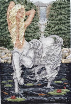 Bathing Centaur