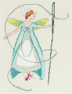 Stitching Fairies-Needle Fairy