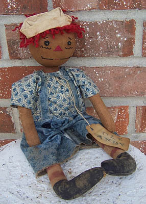 Ole Andy (Rag Doll Pattern)