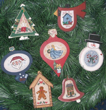 Merry Minis II: Festive Ornaments