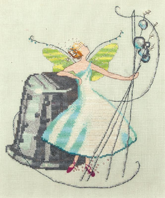Stitching Fairies-Thimble Fairy