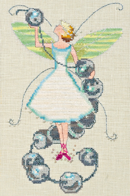 Stitching Fairies-Bead Fairy