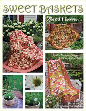 Sweet Baskets (Quilting)