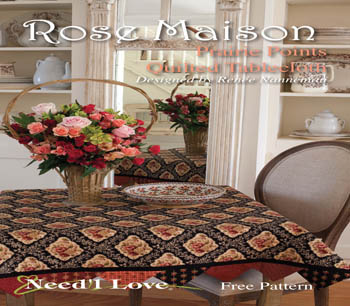 Rose Maison (Quilting)