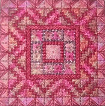 Color Delights-Rose
