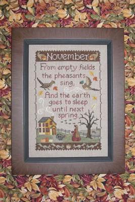 Monthly Sampler: November