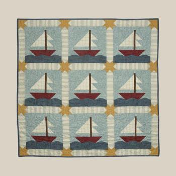 Sail Away (Quilt)