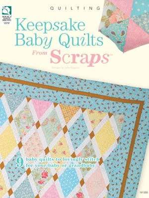 Keepsake Baby Quilts From Scraps (Quilt)