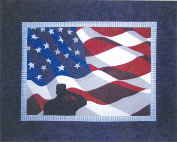 Hero's Remembered (Quilting)