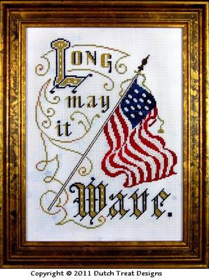 Long May It Wave