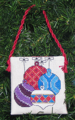 Advent 11-Ornaments