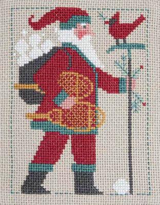 2011 Schooler Santa