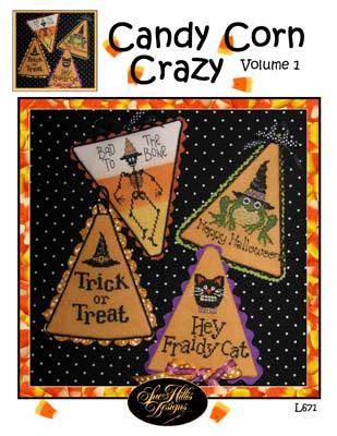 Candy Corn Crazy 1