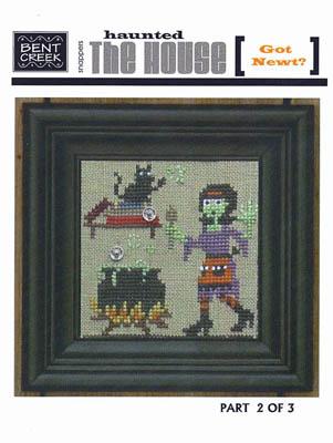 Haunted House-Got Newt?