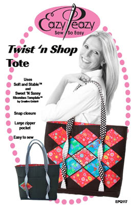 Twist N Shop Tote