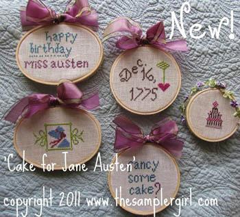 Cake For Jane Austen