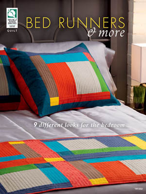 Bed Runners And More (64 pgs)