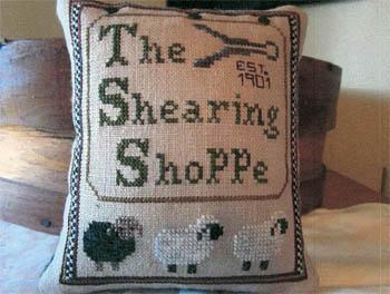 Shearing Shoppe, The