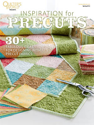 Inspiration For Precuts (Quilter's World Mag)