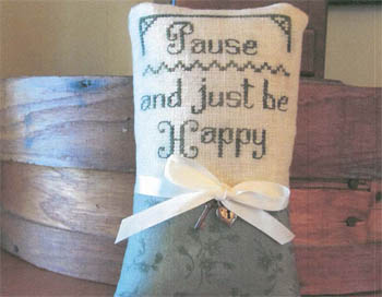 Pause And Be Happy