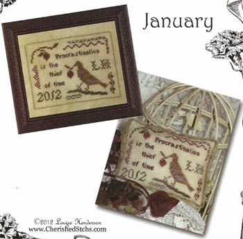 Feathered Friends-January