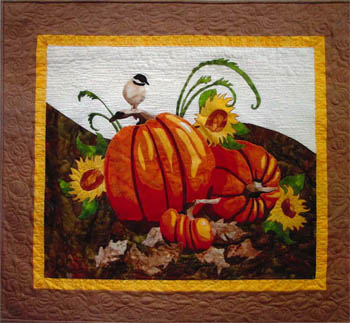 Fall Harvest Pumpkins