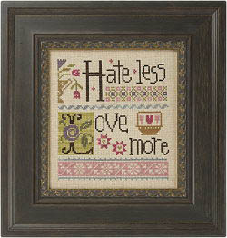 Less=More-Hate Less/Love More