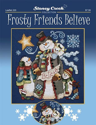 Frosty Friends Believe