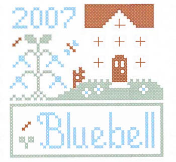 Bluebell (w/threads)