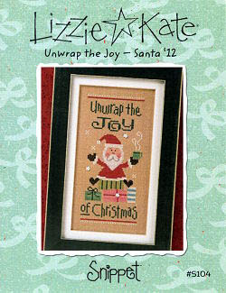 Unwrap The Joy-Santa '12