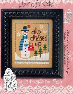 6 Snow Belles-All Dressed Up