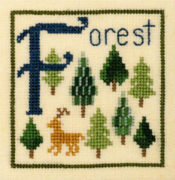 F Is For Forest