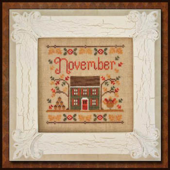 Cottage Of The Month-November