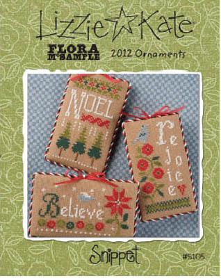 Flora McSample-2012 Ornaments
