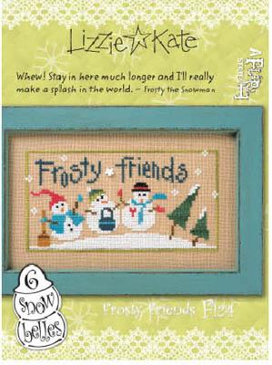 6 Snow Belles-Frosty Friends