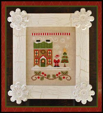 Santa's Village 1-Santa's House
