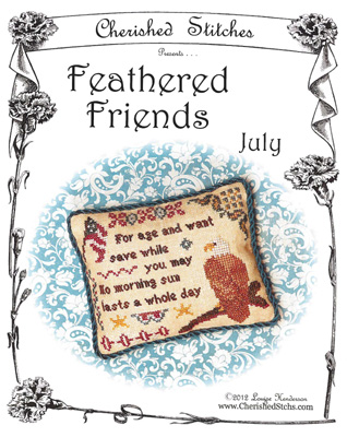 Feathered Friends-July