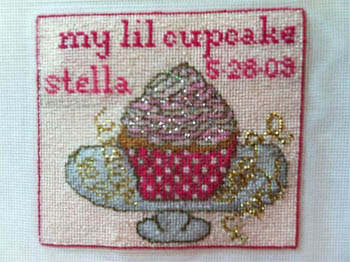 My Lil Cupcake-Girl