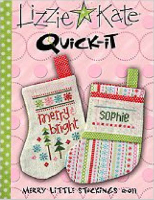 Quick It-Merry Little Stocking