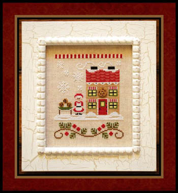 Santa's Village 4-Mrs Claus Cookie Shop