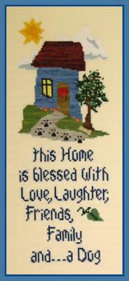 Home Blessing-Dog